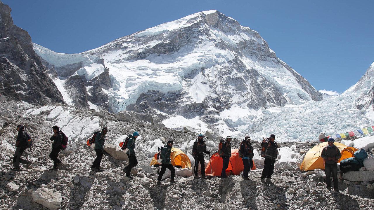 Vysněný cíl: Mount Everest