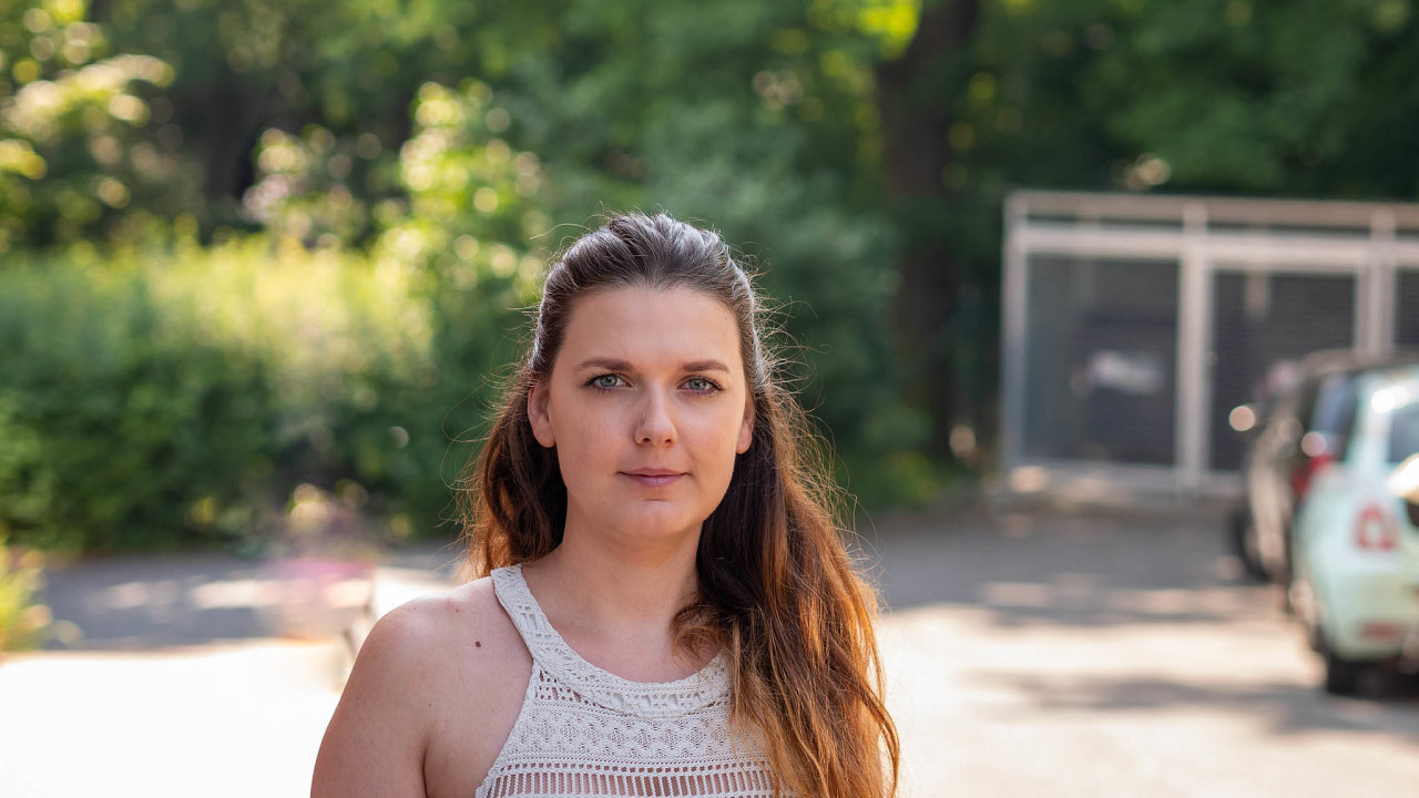 Lucie Zdražilová se stala finanční ředitelkou Zootu.
