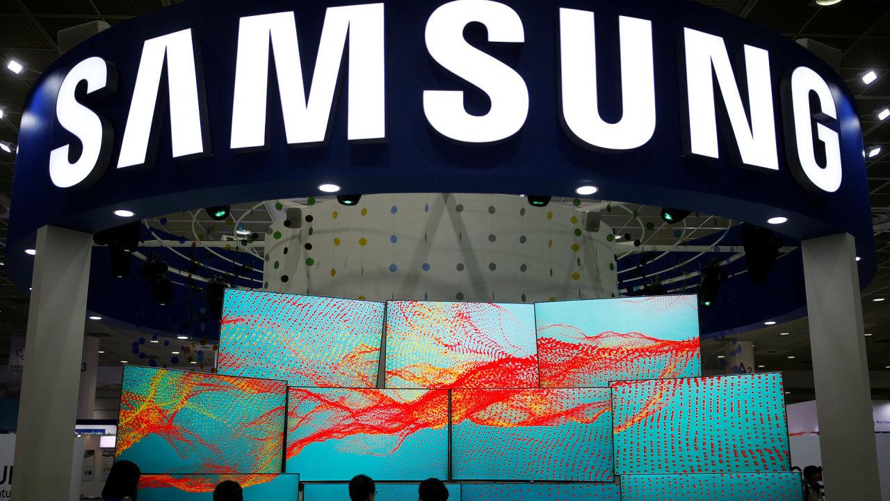 Jihokorejský koncern Samsung Electronics