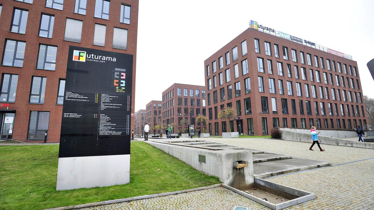 Společnost Clearstream Operations sídlí vpražském kancelářském komplexu už odroku 2009. Nedávno obnovila nájem nadalších 10let.