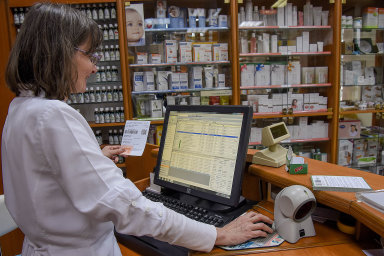 V lékárnách chybí řada léků - Ilustrační foto.