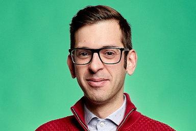 Michal Roth, technologický ředitel společnosti HoppyGo