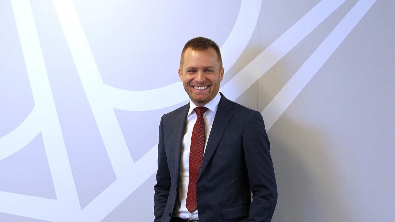 Ve čtvrtek má narozeniny Karel Bláha (44), člen představenstva Generali České pojišťovny.