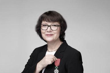 Rektorka pražské VŠE Hana Machková