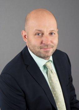 Petr Družkovský, provozní ředitel Geis