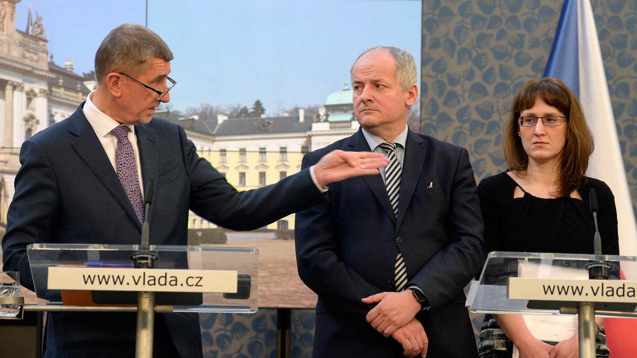 Premiér Andrej Babiš (ANO) nabídl náměstkovi ministra zdravotnictví Romanu Prymulovi post vládního zmocněnce pro vědu avýzkum vezdravotnictví.