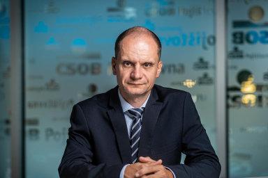 Člen představenstva ČSOB Pojišťovny Marek Cach očekává, že sústupem koronavirové krize dojde knárůstu zájmu ocestovní pojištění, ale nejspíš ne naúroveň minulých let.
