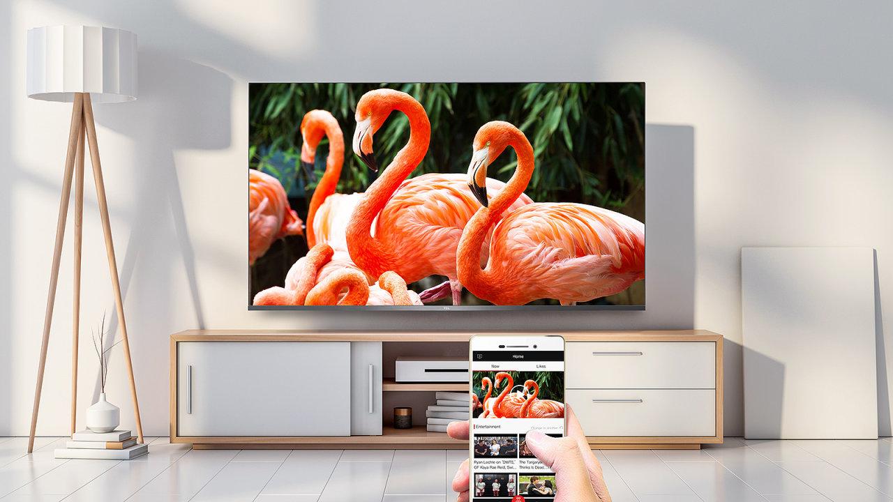 TCL patří mezi největší výrobce televizních panelů, nyní nabízí levně i plné podsvícení obrazovky.