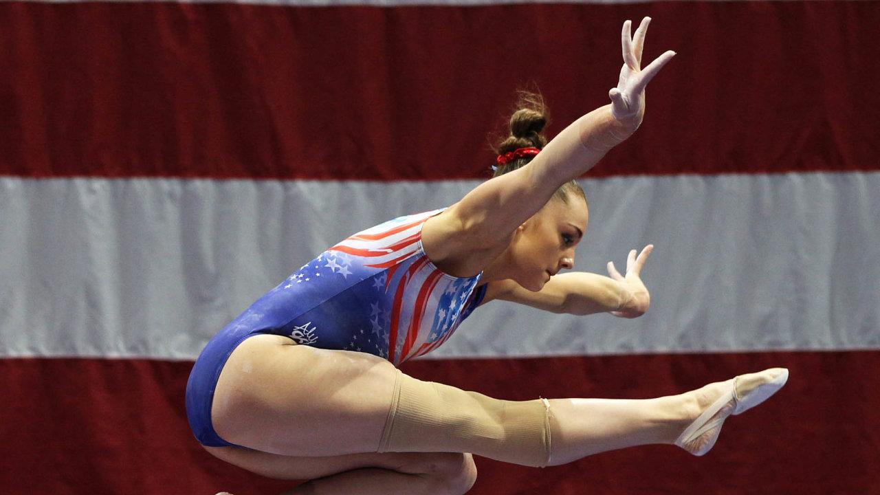 Dokonalá těla versus nedokonalý systém. Gymnastka Maggie Nicholsová nemusela porážet jen soupeřky, bojovala s celým zázemím vrcholového sportu.