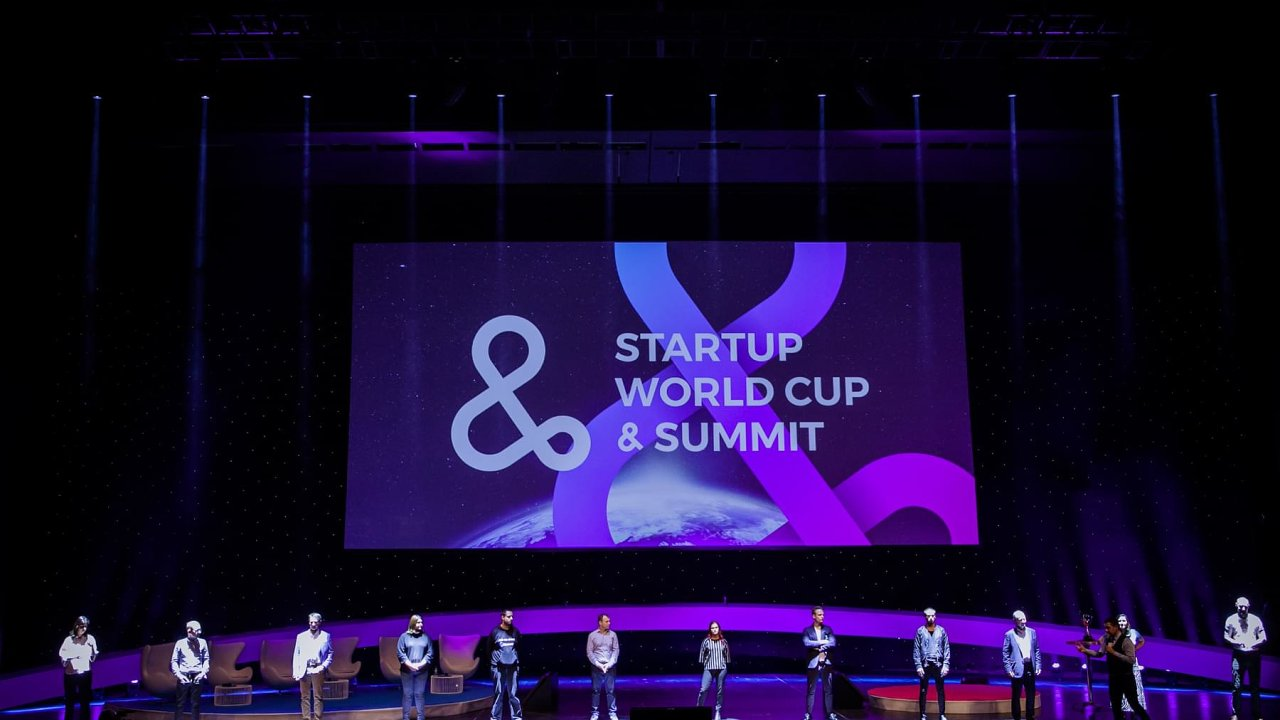 Start-up World Cup and Summit.