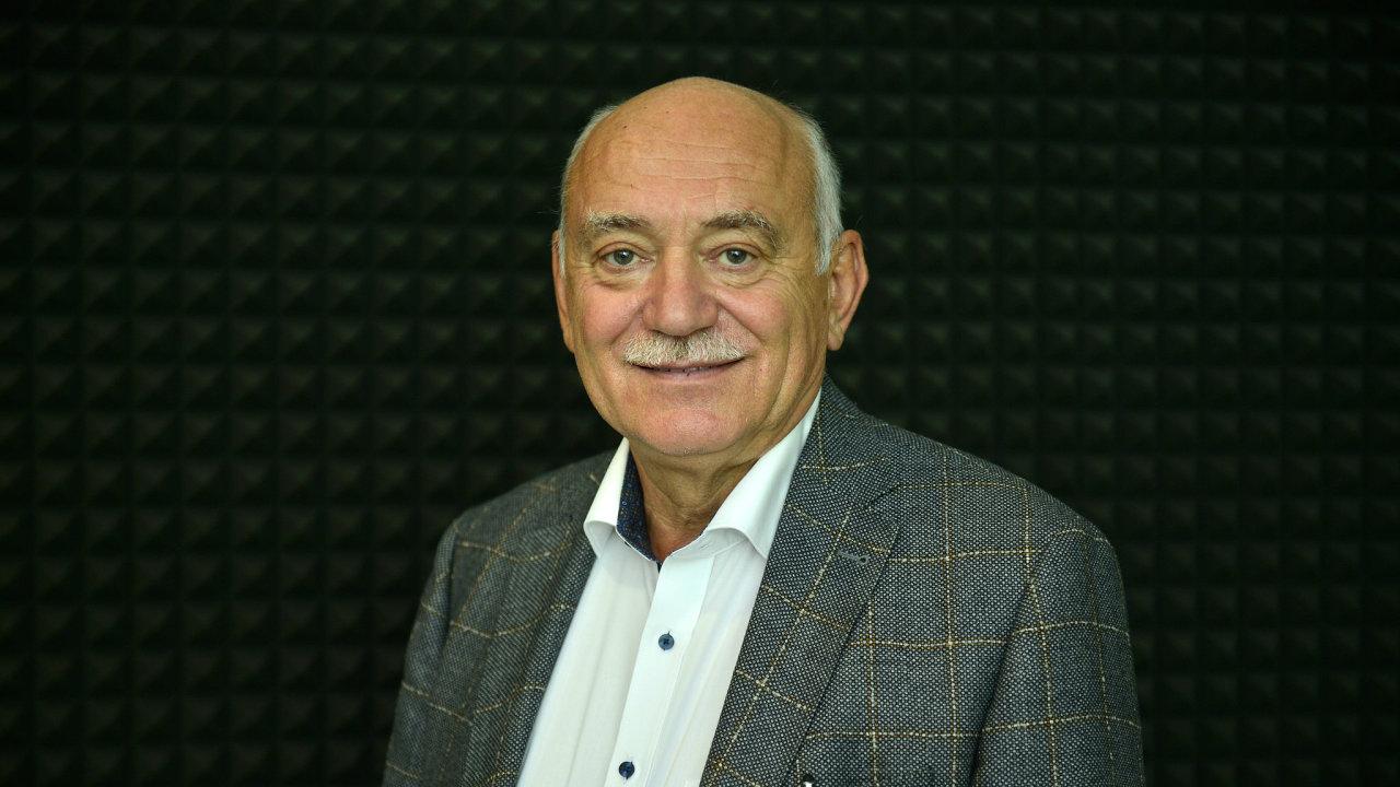 Zbyněk Frolík v podcastu Poprvé také popisoval, kde sháněl finance a partnera pro svůj podnikatelský záměr a jak budoval Linet na zelené louce.