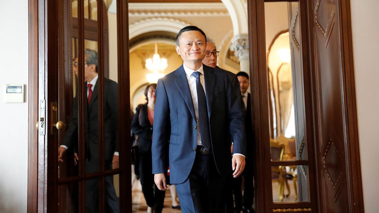 Prý to byl hloupý nápad. Jack Ma je zakladatelem Ant Group idnes významné skupiny Alibaba. Vpočátcích mu lidé říkali, že vznik Alipay je hloupost.