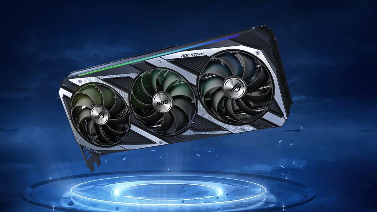 ASUS ROG STRIX GeForce RTX 3060 O12G GAMING je jako jednorožec, všichni by ho chtěli najít, ale jako by to byl jen mýtus.