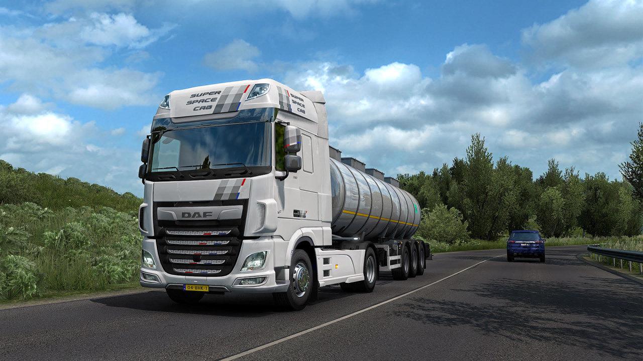 Hráče hry Euro Truck Simulator 2 od firmy SCS Software baví hlavně její realističnost. Takže oceňují i to, že si mohou ve hře klidně půl hodiny postát v koloně na dálnici.