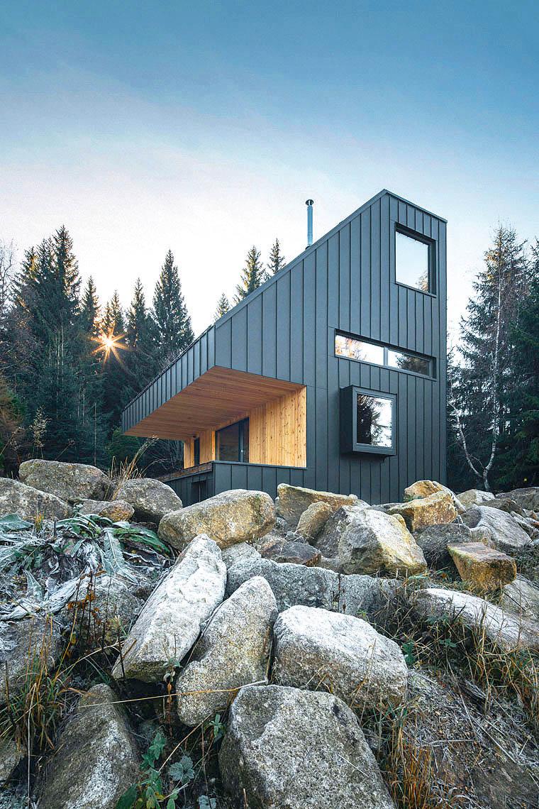 Horská chata Nové Hamry