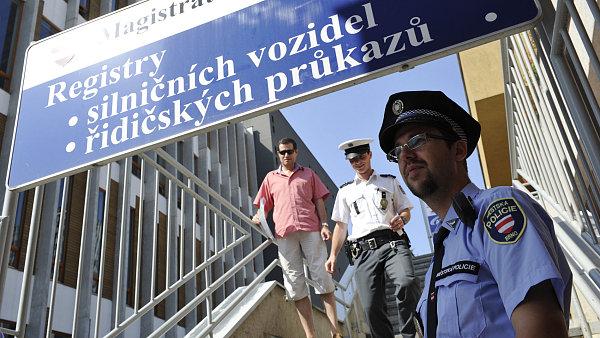 Registr vozidel v Brně