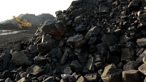 Uhlí pro výrobu elektřiny čelí silné konkurenci levného a relativně čistého zemního plynu – ilustrační foto.