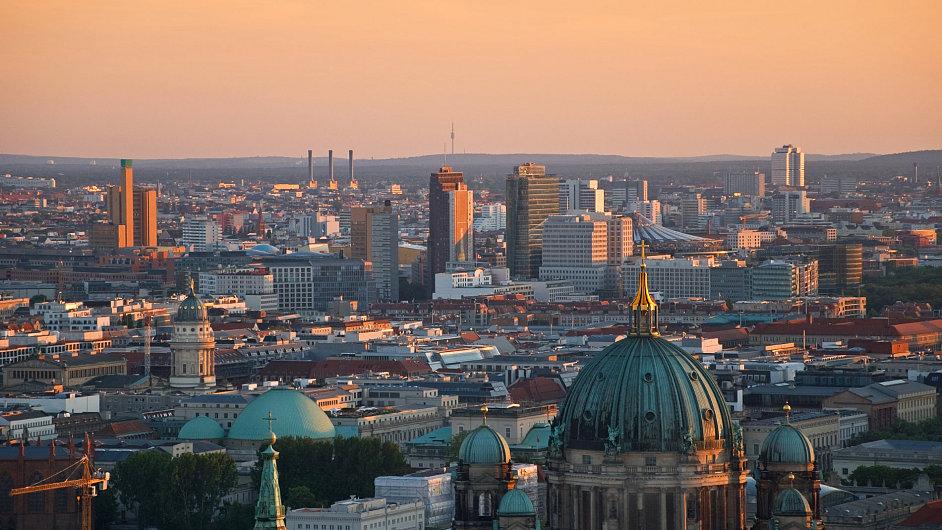 Berlín čeká na blackout.