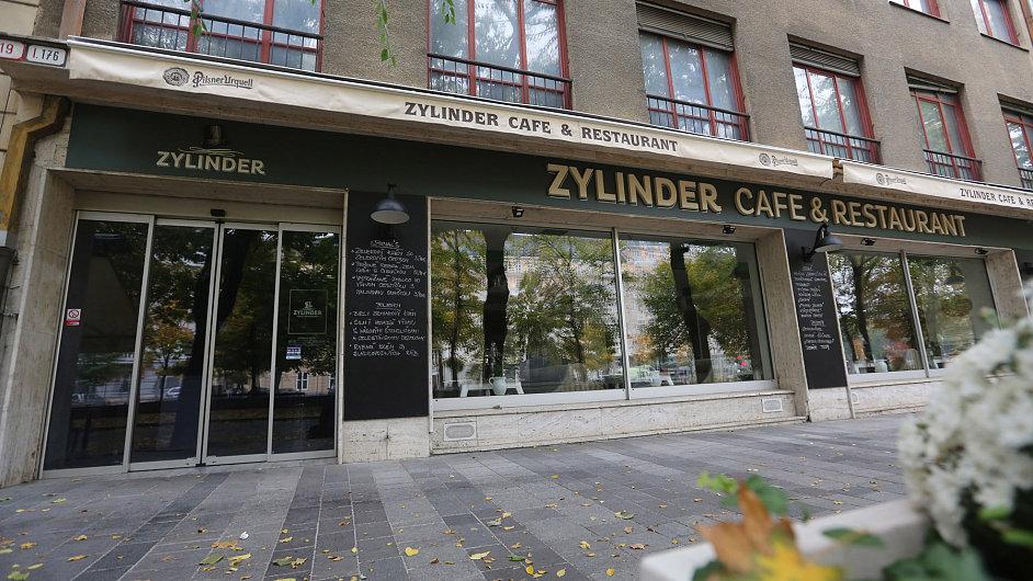 Tafelspitz v Zylinderu umějí skvěle, s haluškami nebo kachními játry už je to slabší.