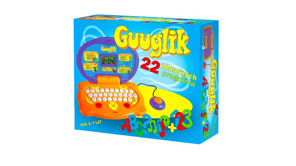 Dětská hračka Guuglik