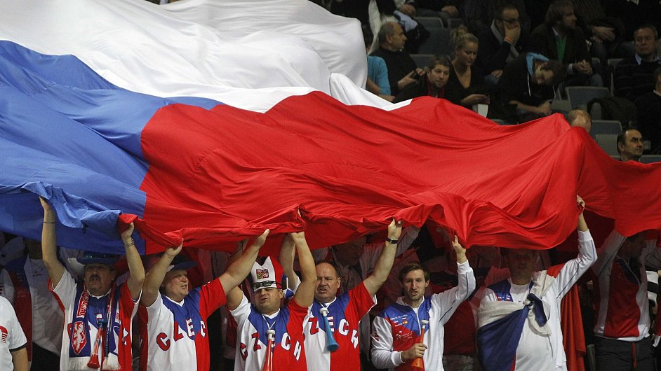 Davis Cup: Čeští fanoušci