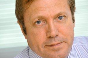 Simon Davies, generální ředitel pro Evropu společnosti Bibby Financial Services