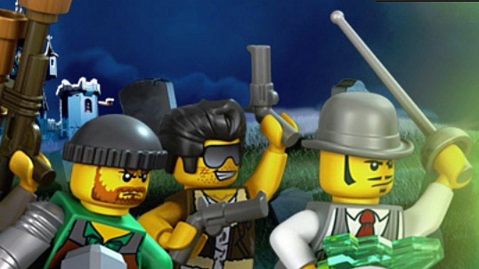 Lego postavičky, ilustrační foto