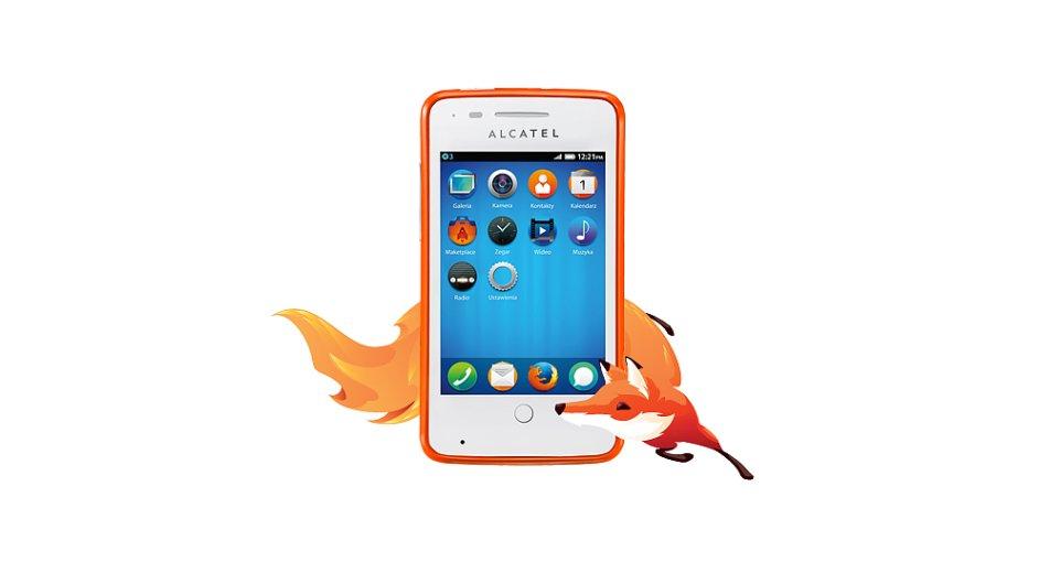 Alcatel Firefox OS