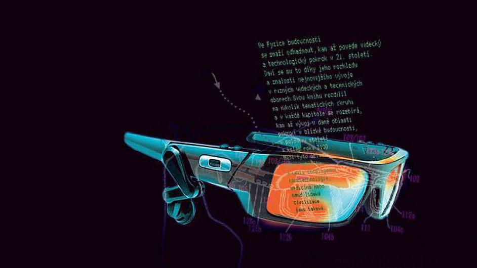 Michio Kaku si ve Fyzice budoucnosti představuje svět v roce 2100