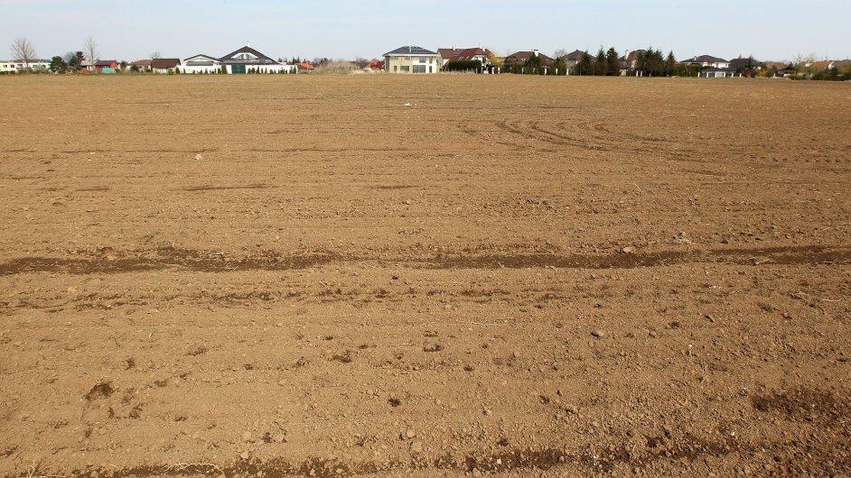 Ceny pozemků stabilně rostou