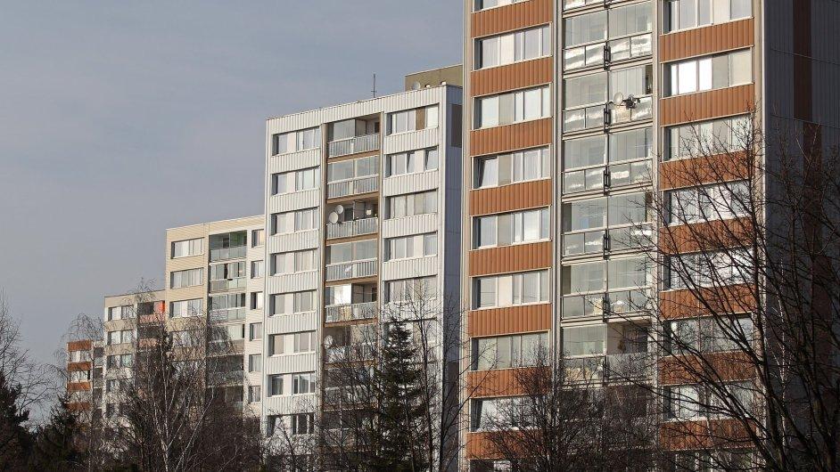 Bydlení, ilustrační foto.