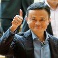 Zakladatel Alibaby Jack Ma