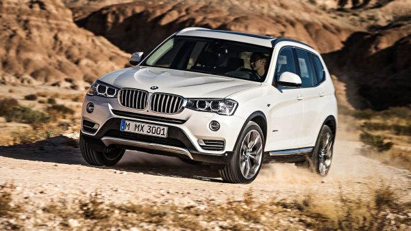 Auto Report: BMW X3 nen� jen SUV pro pani�ky z p�edm�st�