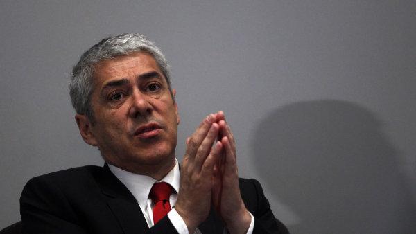 Kauza zlat�ch v�z: B�val�ho portugalsk�ho premi�ra zatkla policie