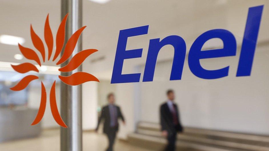 Italská energetická společnost Enel