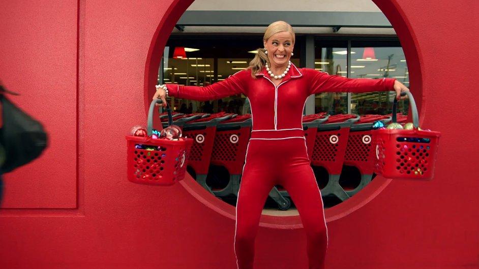 Target Crazy Lady a Black Friday
