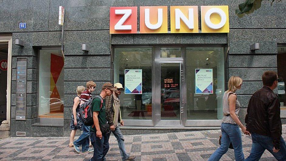 foto ZUNO pobocka