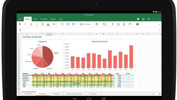 Google m� probl�m:12 v�robc� p�id� k androidu Microsoft Office, Skype