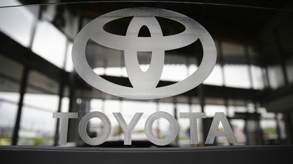 Toyota vymění nafukovače airbagů u 5 milionů vozů - Ilustrační foto.