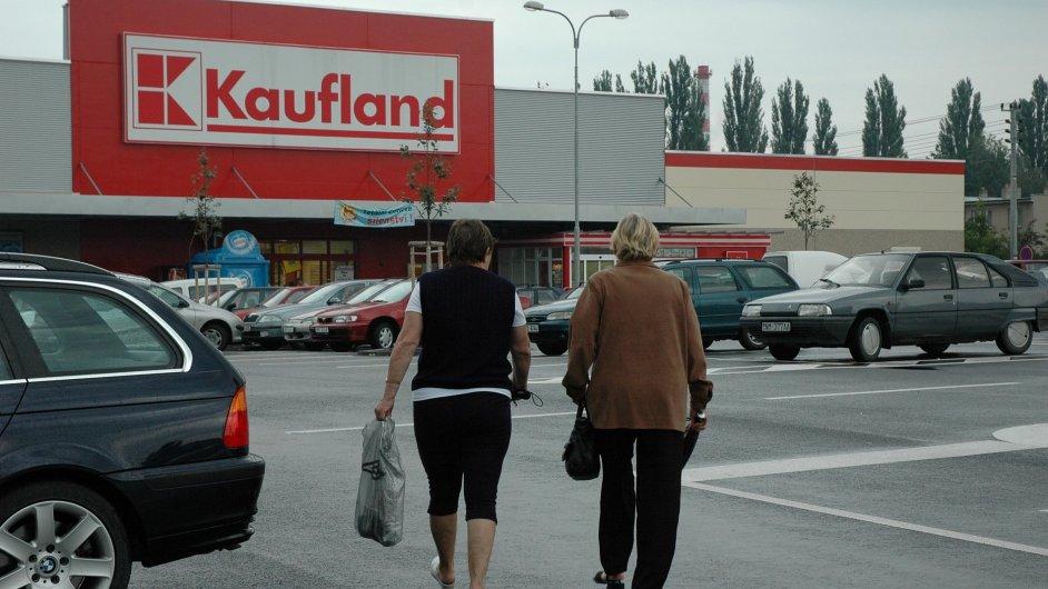 Obchodní řetězec Kaufland.