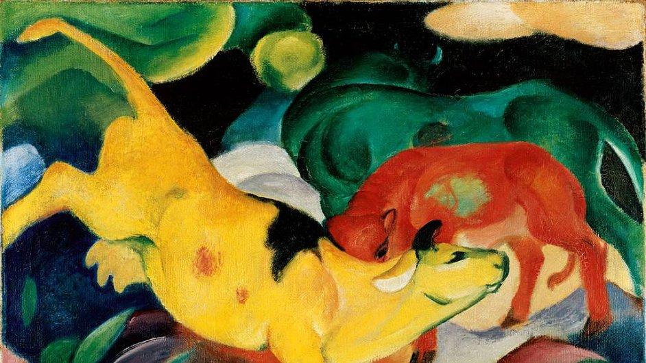 Snímky z výstavy Berlin Impressionism - Expressionism. Turning Point in Art
