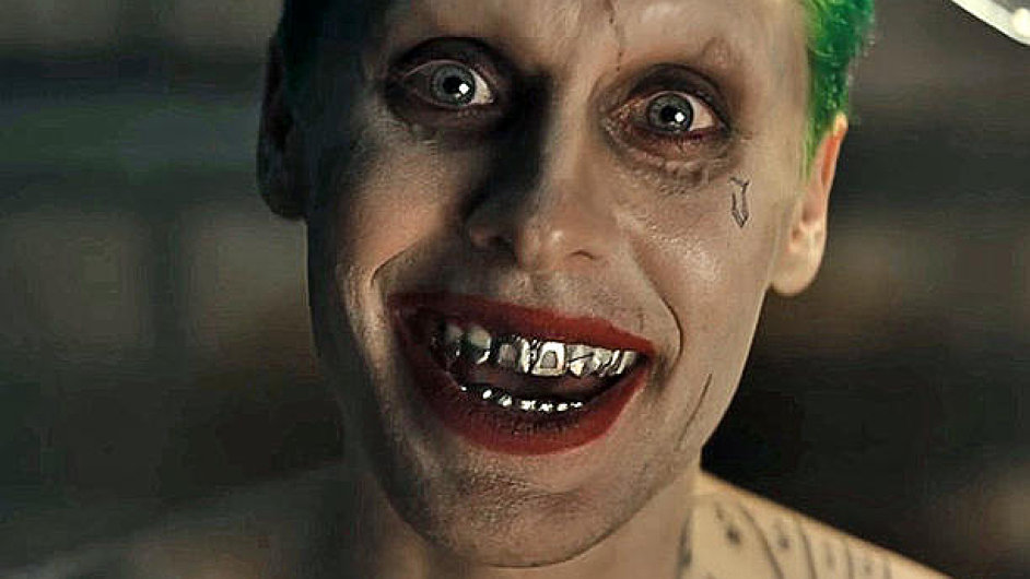 Zpěvák Jared Leto jako Joker.