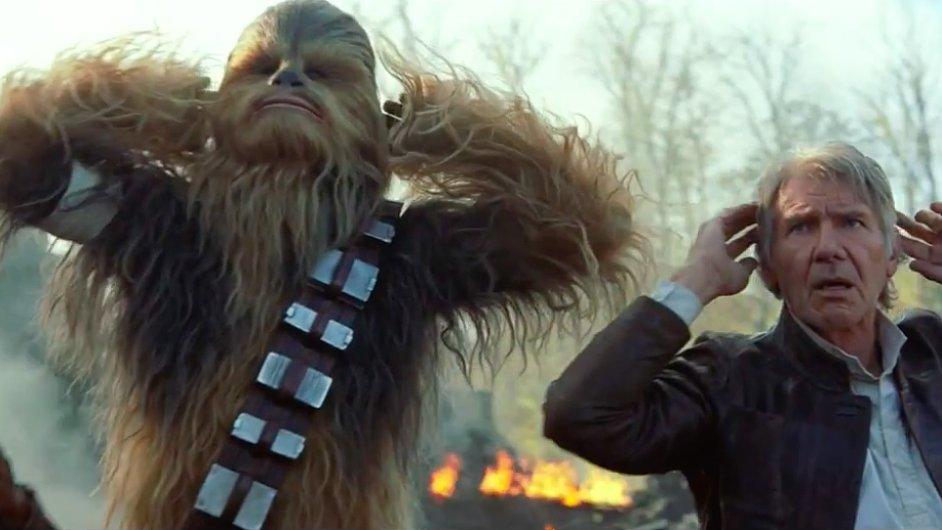 Star Wars: Síla se probouzí vstupuje do českých kin 17. prosince.