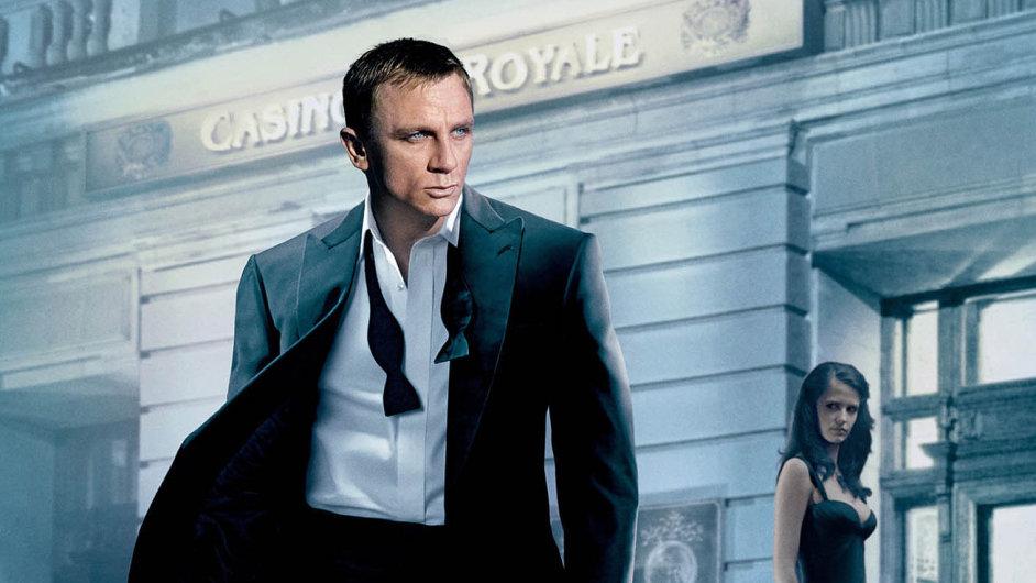 První díl série oagentovi Jejího Veličenstva snázvem Casino Royale se natáčel ivKarlových Varech.