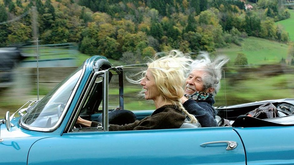 Festival francouzského filmu letos uvede i film Floria (na snímku) s pětaosmdesátiletým Jeanem Rochefortem.