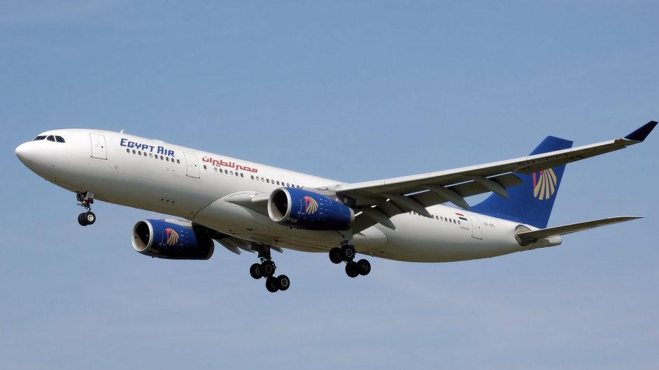 EgyptAir, egyptské vládní aerolinky
