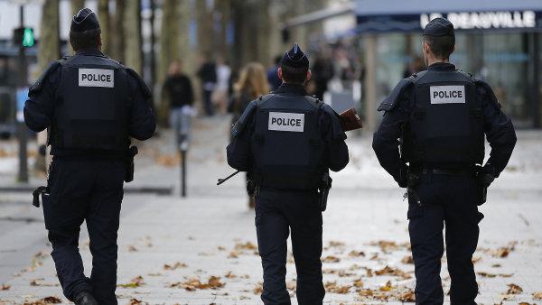 V rámci protiteroristických opatření bude mít policie větší pravomoci - Ilustrační foto.