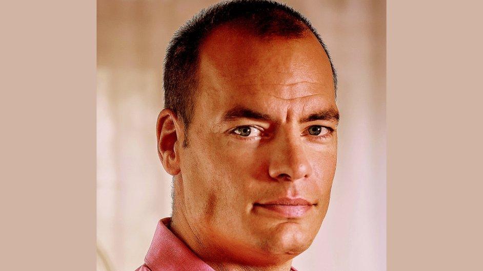 Petr Polák, marketingový manažer ve společnosti Jan Becher Pernod Ricard