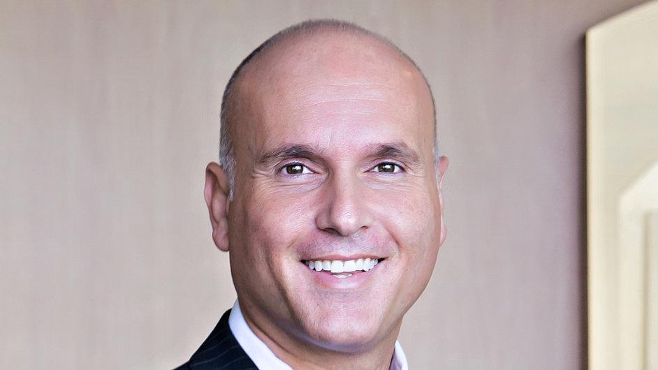 Nando Cesarone, prezident společnosti UPS pro oblast Evropy