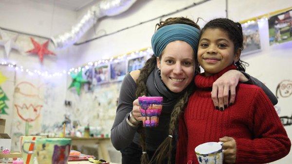 Dobrovolnický program Pět P spočívá v podpůrném vztahu dítěte a dobrovolníka.
